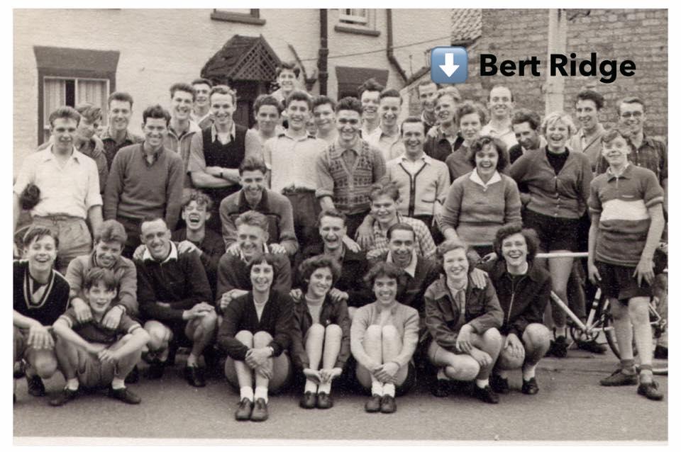 bert-ridge-club-run-1950s